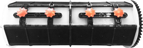 Обечайка на барабан (6 секций 7 граней)